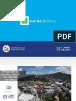 Presentacion de Proyecto de Corredores Urbanos Para Construcctores