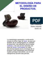 Metodologia Para El Diseño de Productos