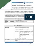 Diferencias P715F v403 v302 Tecnico