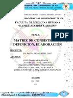 Metodologia Investigacion -Matriz