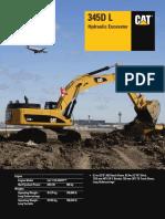 Hydraulic Excavator 345D L CAT.pdf