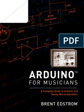 Arduino For Musicians | Arduino | Electronic Circuits