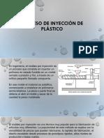 Proceso de Inyección de Plástico