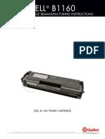 Dell B1160 Reman Eng