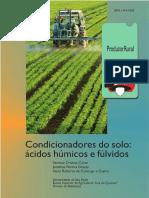 Condicionadores Do Solo - Ácidos Húmicos e Fúlvicos