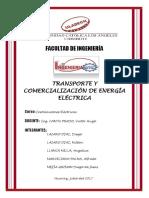 Monografía de Instalaciones Eléctricas