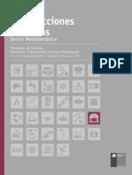Curriculum Construcciones Metálicas