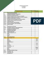 Metrados,Costos Unitarios,Presupuesto