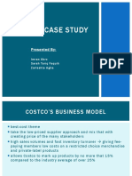 Costco Case Study