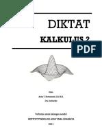 Diktat Kalkulus 2