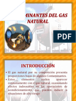 Contaminantes Del Gas Natural
