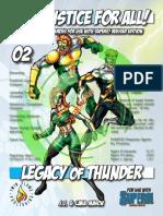 Legacy of Thunder