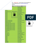 Lista KIP Wide Format