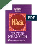 Nhẫn Trí Tuệ Nhân Sinh - Trần Khang