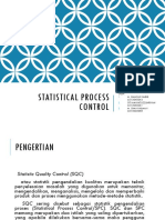 Statistical Process Control Ppt