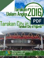 Kota Tarakan Dalam Angka 2016