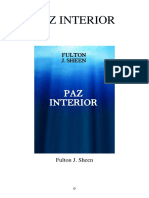 Paz Interior - Fulton J. Sheen