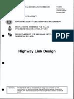 Highway Link Design
