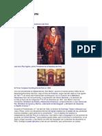 Historia Del Peru Republicana