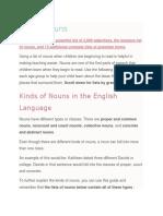 Resource - List of Noun