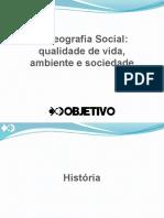 A Geografia Social