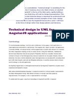 Technical Design for AngularJS Apps