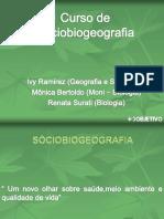 Curso de Sociobiogeografia