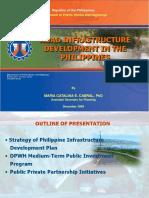 Road Infrastructure Development in the Philippines.ppt Decem.pdf