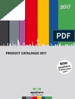 E54152 Product Catalogue 2017