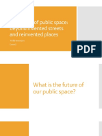 The Future of Public Space - summary report