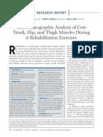 Análise eletromiográfica do tronco, quadril e músculos da coxa durante 9 exercícios de reabilitação.pdf