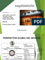 Diapositivas Saga Falabella
