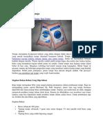 Cara Membuat Ragi Tempe & Produksi Tempe