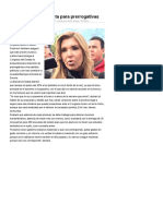 14-01-17 Prepara CPA Propuesta Para Prerrogativas. - El Diario