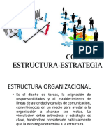 98822482 Estructura vs Estrategia