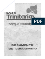 Documento de Condominio