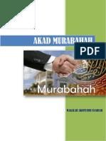 MAKALAH AKAD MURABAHAH