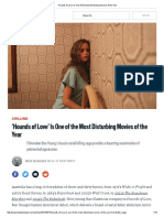 'Hounds of Love' is One of the Most Disturbing Movies of the Year