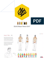 D&AD BlackPencils 2017
