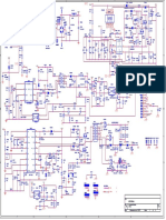 Hisense LED42K01P_2264-Board_LED TV PSU Schematic