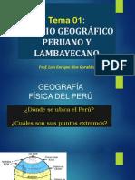 Espacio Geográfico Peruano- 2017