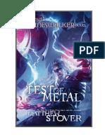 NeoWalkers- Analisis de Metal