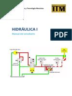 Manual Hidráulica 1 - ITM 2016.pdf