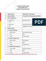 Formulir Pendaftaran Lks Provinsi Jawa Timur-1