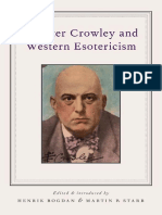 Henrik Bogdan, Martin P. Starr-Aleister Crowley and Western Esotericism-Oxford University Press, USA (2012).pdf