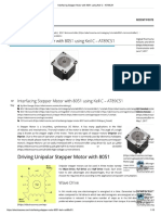 Interfacing Stepper Motor with 8051 using Keil C - AT89C51.pdf