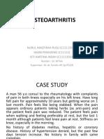 Osteoarthritis(Nht)