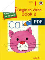 LeaRNiNG aT HoMe. BeGiN To WRiTe. BooK2.pdf