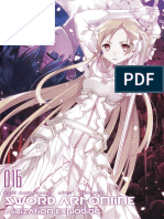 Sword Art Online 16_ Alicization_Exploding