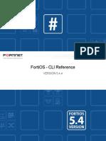 Fortigate Cli Ref 54